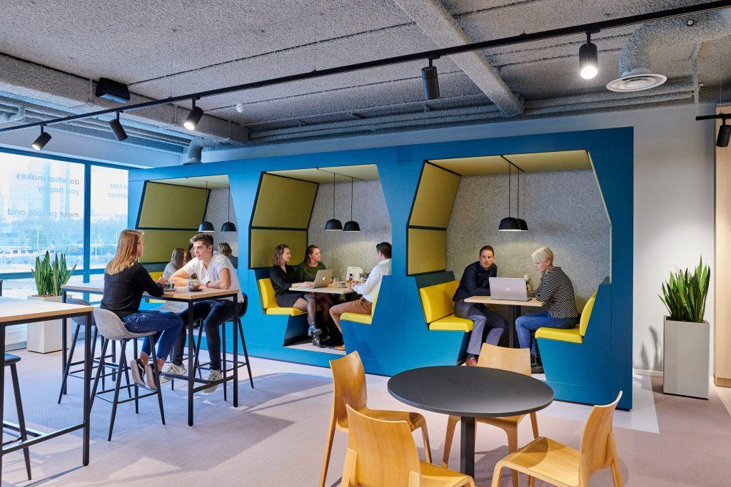 Seating area Aristo meeting centre