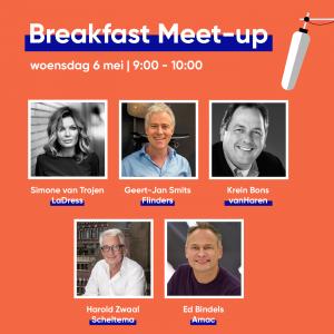 Breakfast Meet-up 6 mei