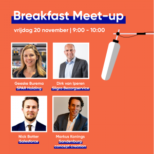 Breakfast Meet-up 20 November