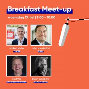 Breakfast Meet-up 13 mei
