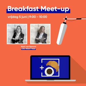 Breakfast Meet-up 5 juni