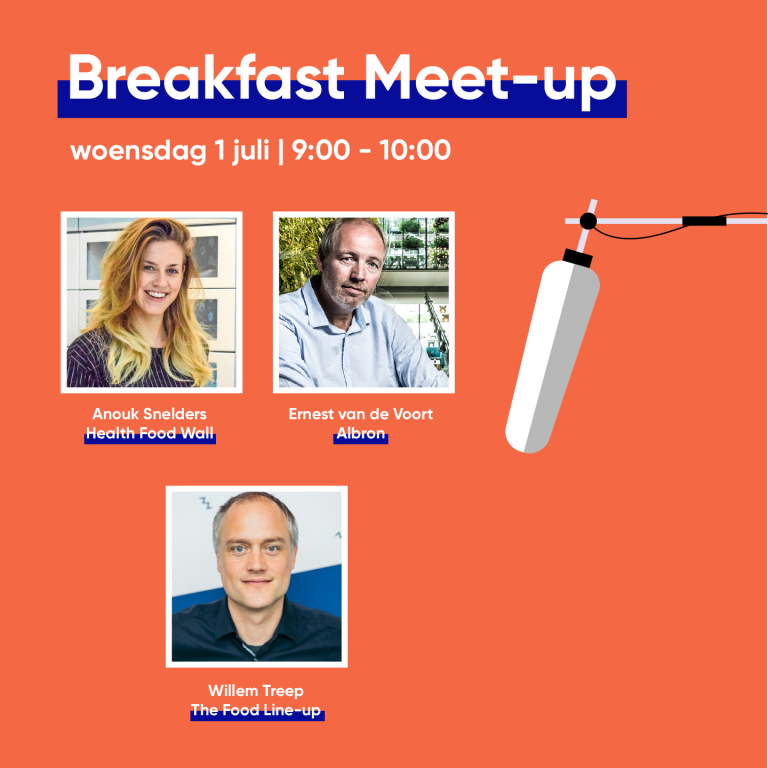 Breakfast Meet-up 1 Juli