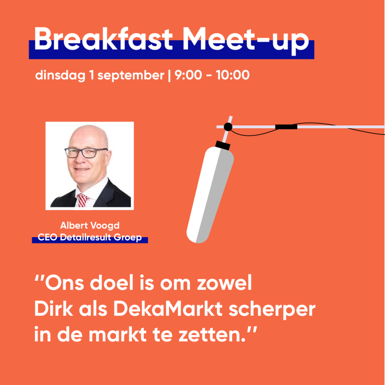 Breakfast Meet-up 1 September