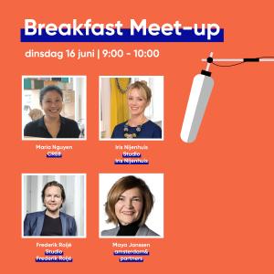 Breakfast Meet-up 16 juni