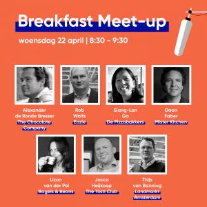 Breakfast Meet-up 22 April