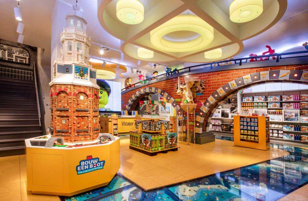 Lego Store Kalverstraat