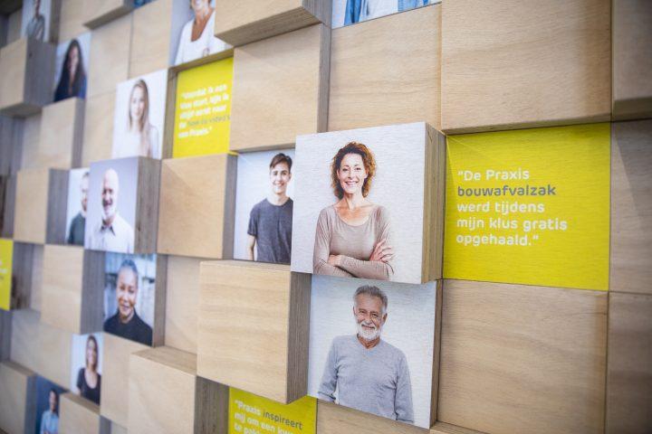 Praxis Hoogeveen Makers wall