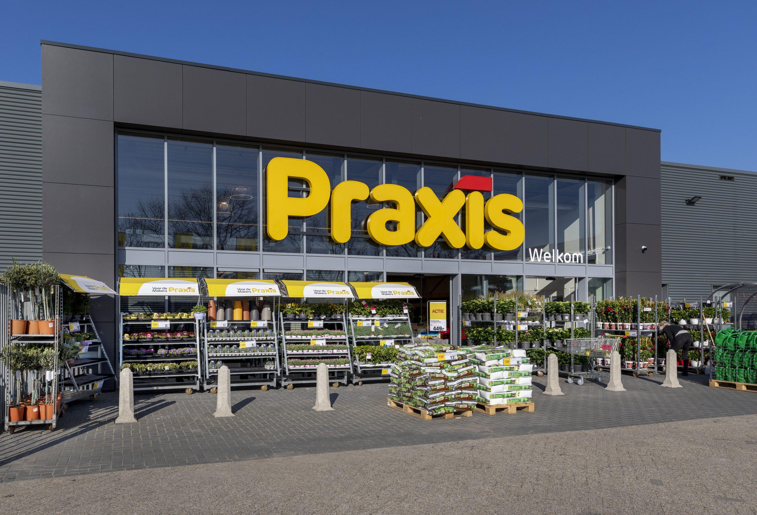 Praxis Hoogeveen exterieur voorgevel