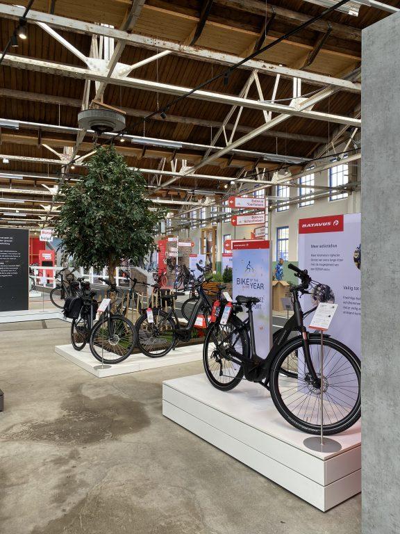 De fietser fietswinkel producten